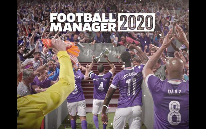 Football Manager 2020  2019