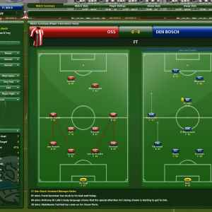 PC football manager games - Championship Manager 2010