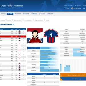 Online soccer manager games - Football-o-Rama