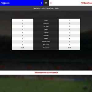 PC football manager games - Global Soccer Manager 2017