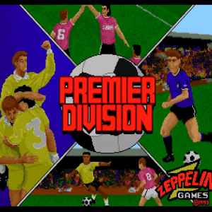 classic soccer manager games - Premier Division